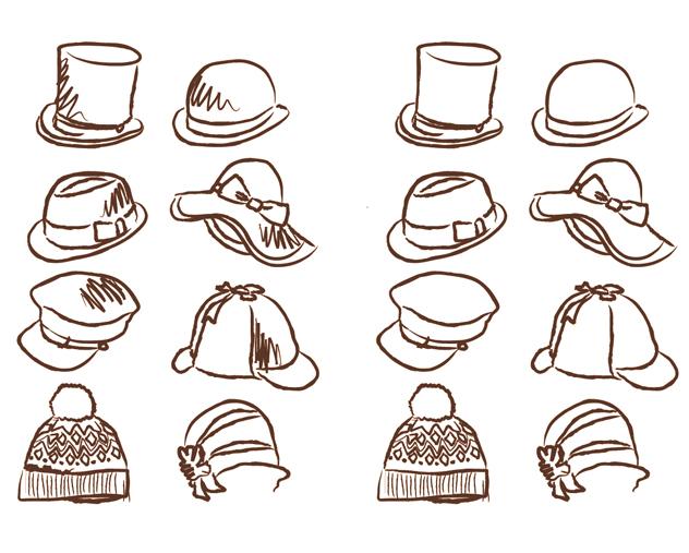632x507 Illustrations For Flourish The Hat Story Blossoms The Flourish