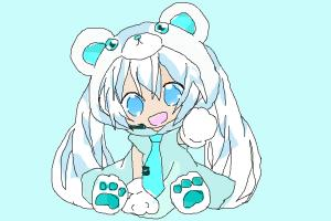 300x200 How To Draw Chibi Miku Hatsune