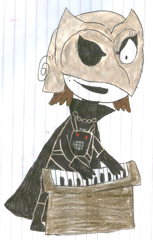 592x928 The Haunted Loud House 04 By Sithvampiremaster27