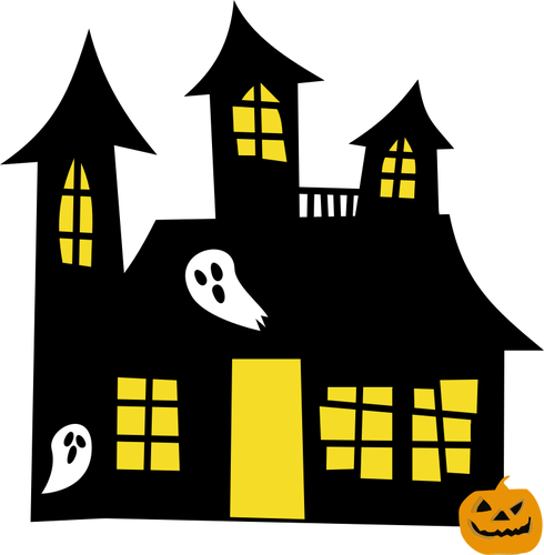 haunted house drawing at getdrawings com free for personal use rh getdrawings com