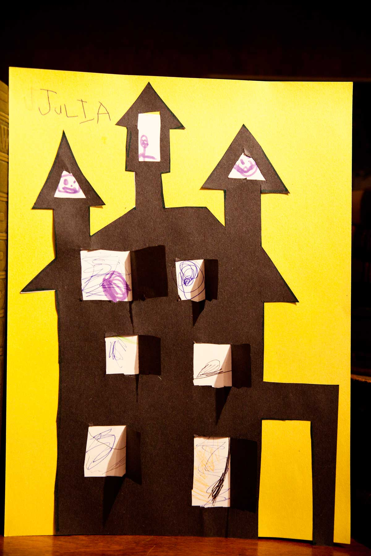Kids House Drawing: Haunted House Drawing For Halloween At GetDrawings.com