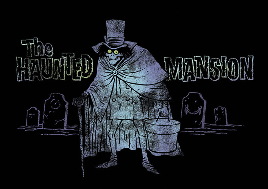 900x633 Make Room For One More Haunted Mansion Shirt Coming To The Disney