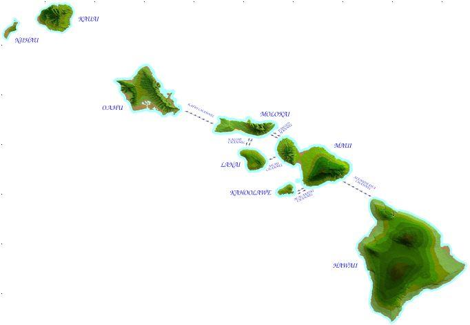 682x471 Aloha, Swimming In Hawaii !