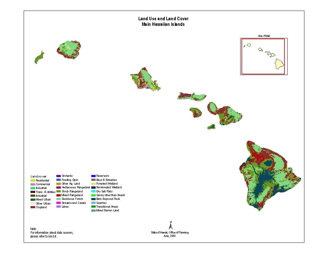 1056x816 Drawing Of Hawaiian Islands Outline