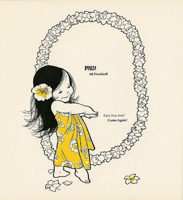 586x640 Vintage Hawaii