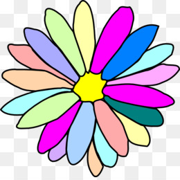 260x260 Free Download Flower Drawing Clip Art