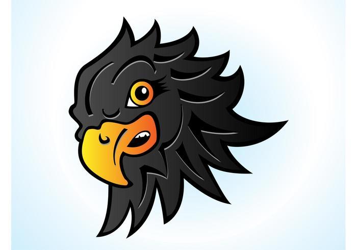 700x490 Hawk Head Cartoon