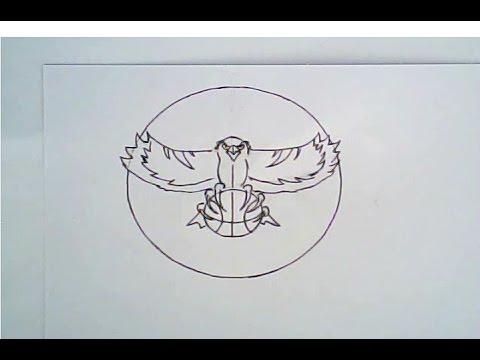 480x360 Atlanta Hawks Logo (Drawing)