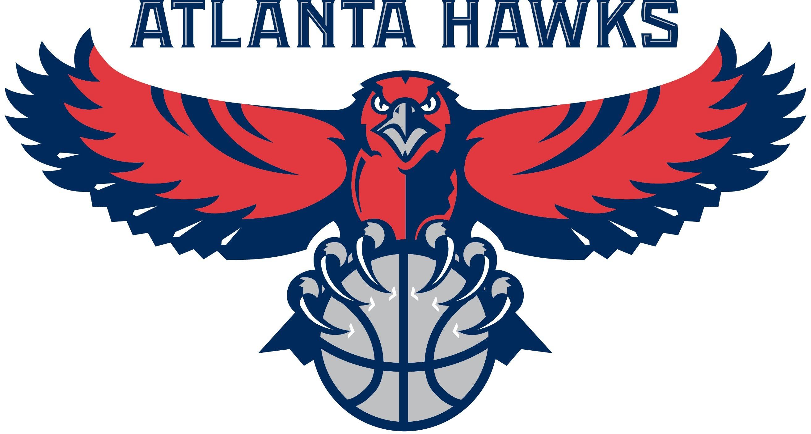 2625x1405 Dibujando Atlanta Hawks Logo