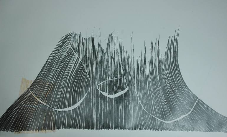 770x465 Saatchi Art Needle In A Haystack Drawing By Shona Robin Macpherson