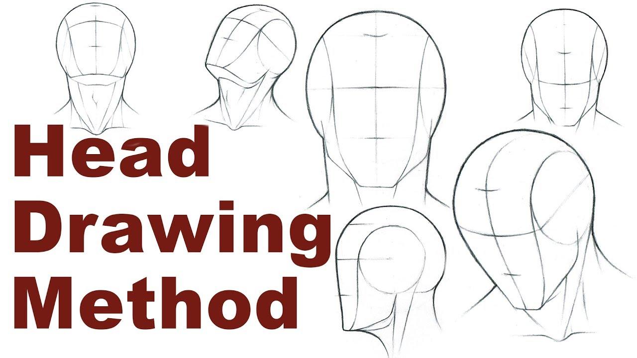 1280x720 Portrait Drawing Basics 13