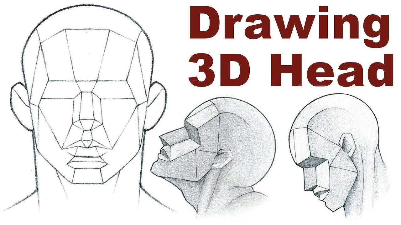 1280x720 Portrait Drawing Basics 33
