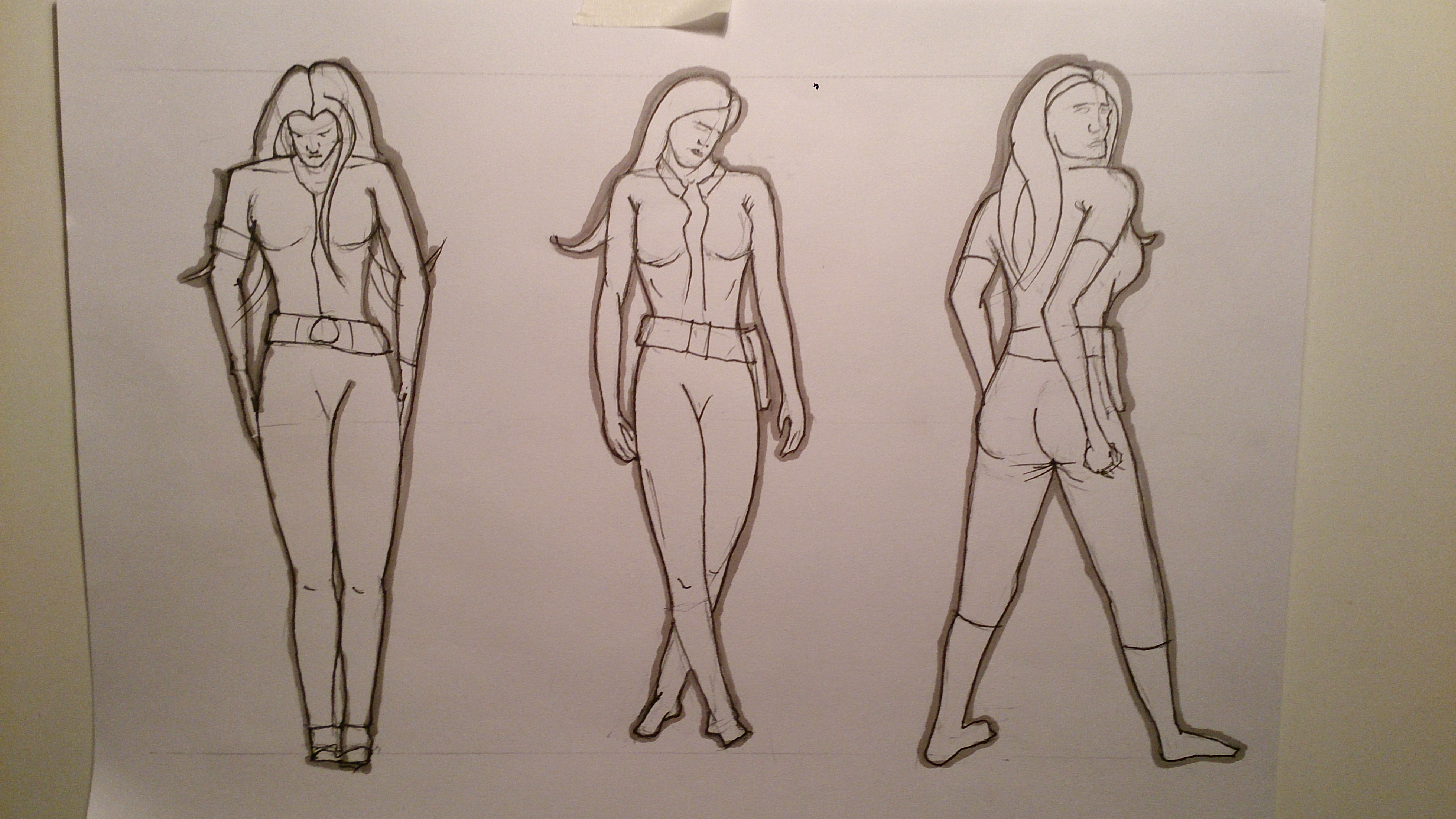 3920x2204 Figure Drawing How To Draw Graphic Novel Art