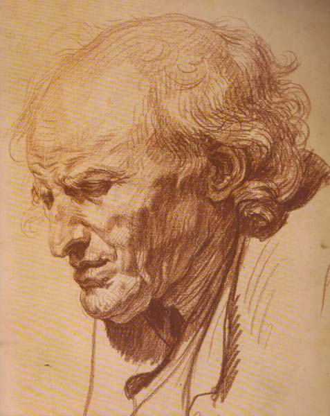 477x600 Drawing Basics David Jon Kassan On Study Of The Head Of An Old