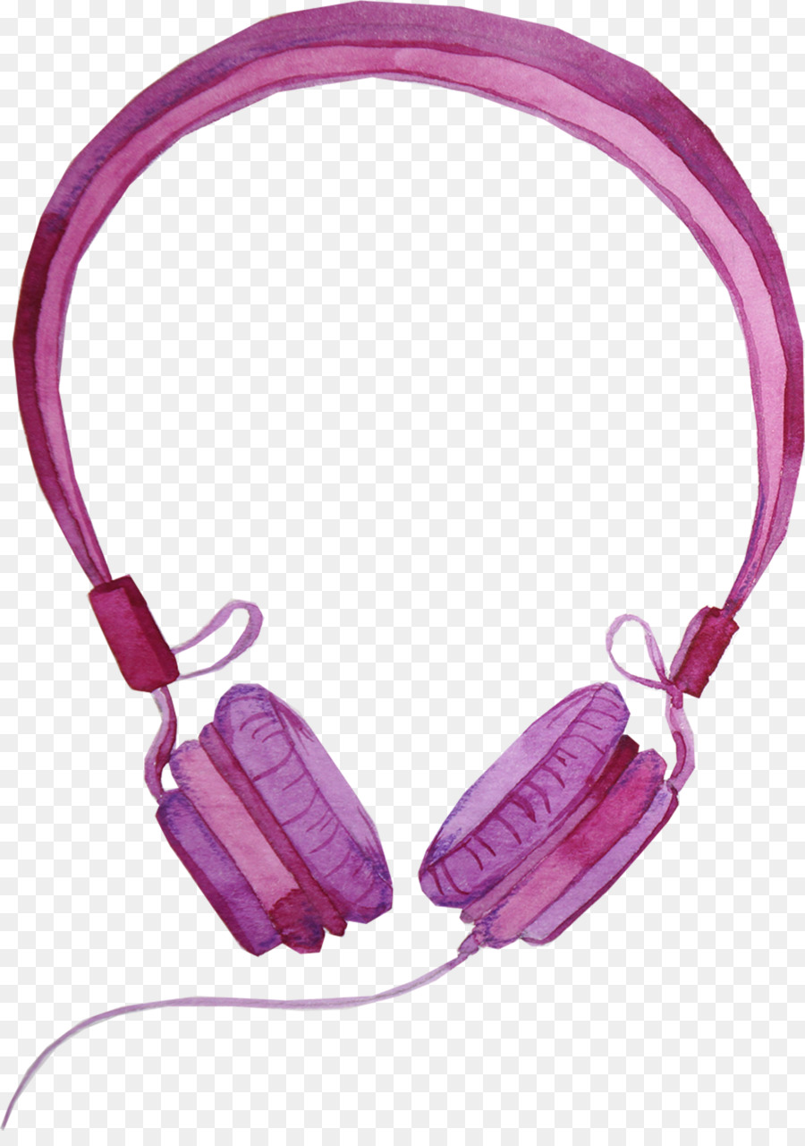 900x1280 Headphones Drawing Electronic Products