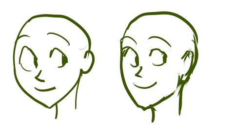 482x284 On The Radio, Gladys's Guide To Drawing Heads