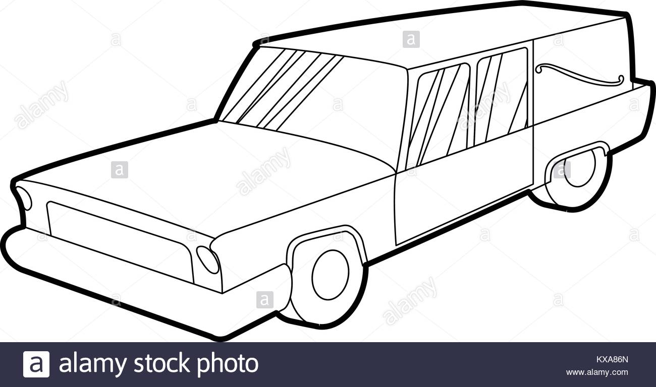 1300x768 Funeral Hearse Black And White Stock Photos Amp Images