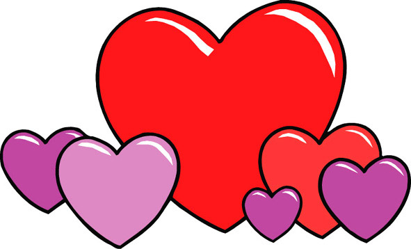 591x358 Love Heart Drawings, Cartoon Love Pictures Amp Love Images
