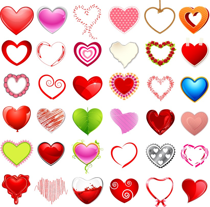 822x812 Heart 08 Vector Eps Free Download, Logo, Icons, Clipart