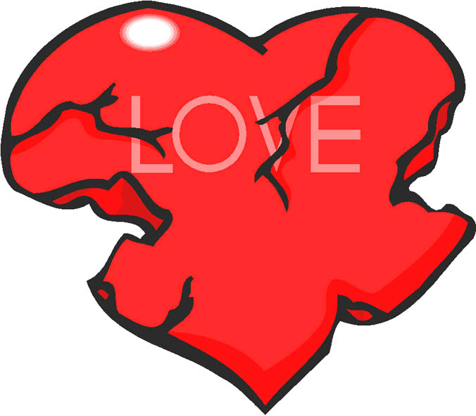 676x591 Heart Drawings, Love Drawings And Love Images