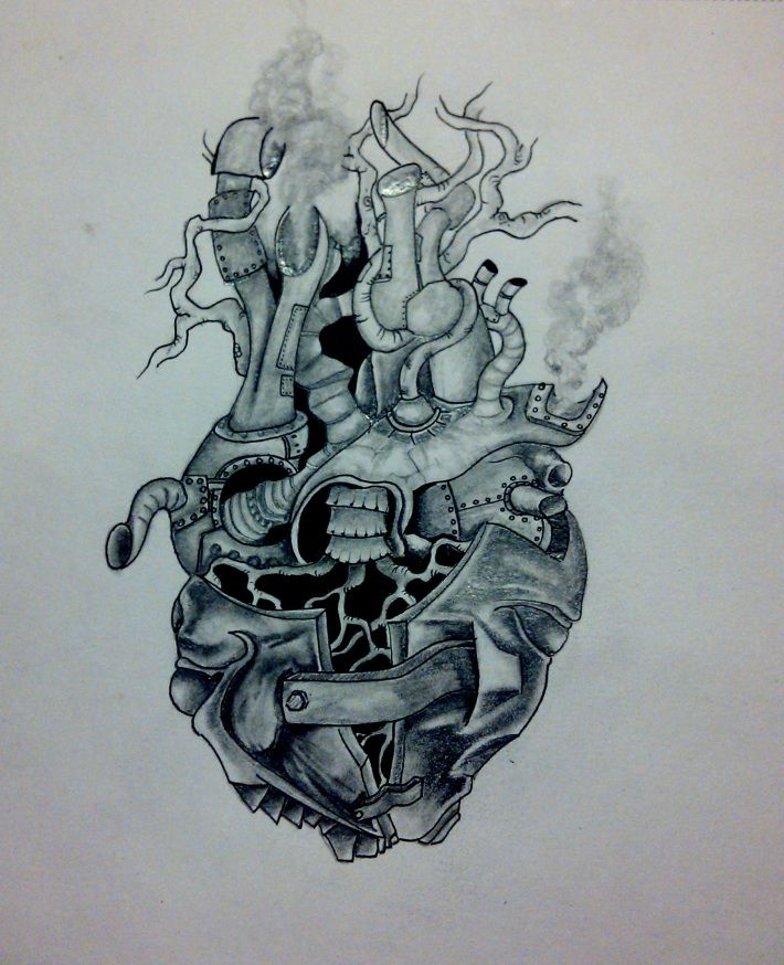 710x874 439 Best Anatomical Heart Art Images On My Heart, Draw