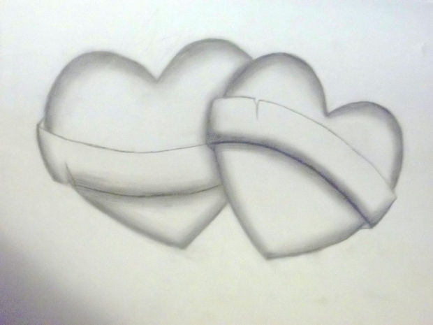 Line Art Heart Outline : Heart drawing images at getdrawings free for personal use