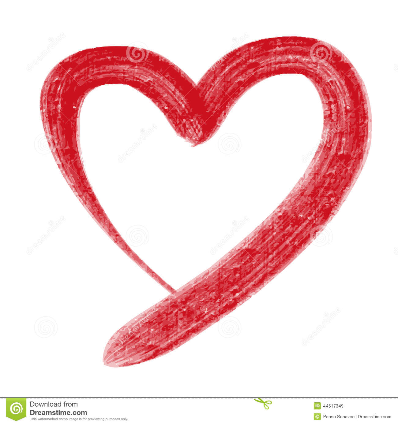 1300x1390 Heart Drawing Stock Photos Pictures Royalty Free Heart Drawing