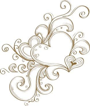 Heart Drawing Tattoo At Getdrawings Com Free For Personal Use