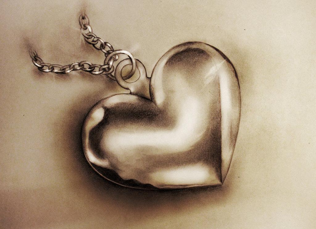 1024x743 Heart Locket By Redrosebudblooming