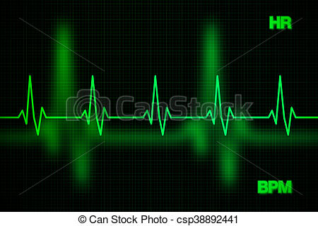 450x320 Heart Rate Graph Background. Background Of Heart Rate Graph