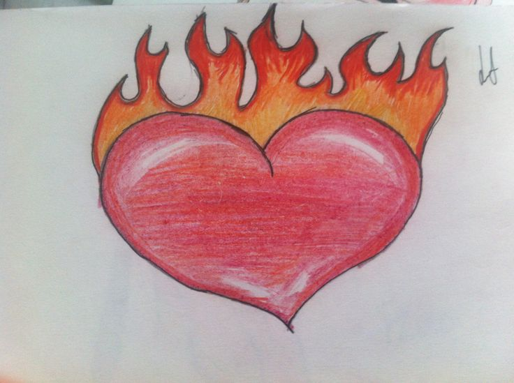 736x549 19 Best Heart On Fire Images On Heart Pictures, Hearts