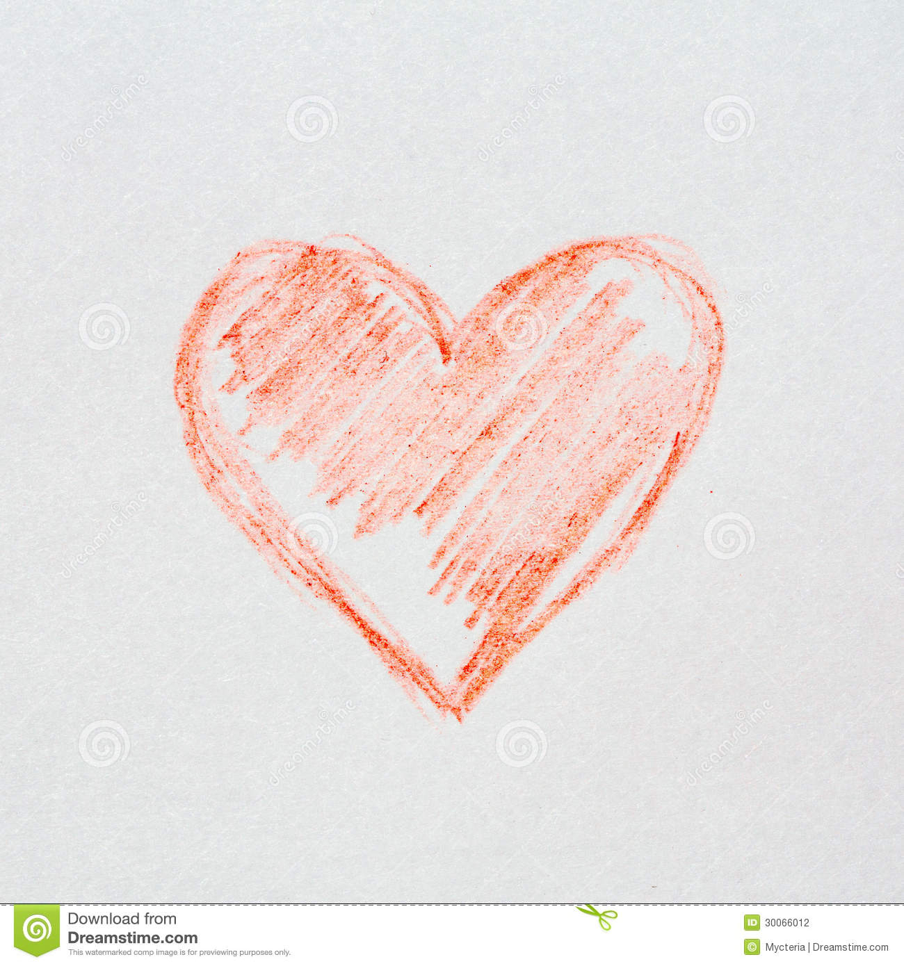 1300x1390 Pencil Sketch Heart Pencil Drawing Heart Stock Photos, Images