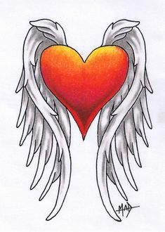 235x330 Lfying Hearts Decor Valentines Tattoos