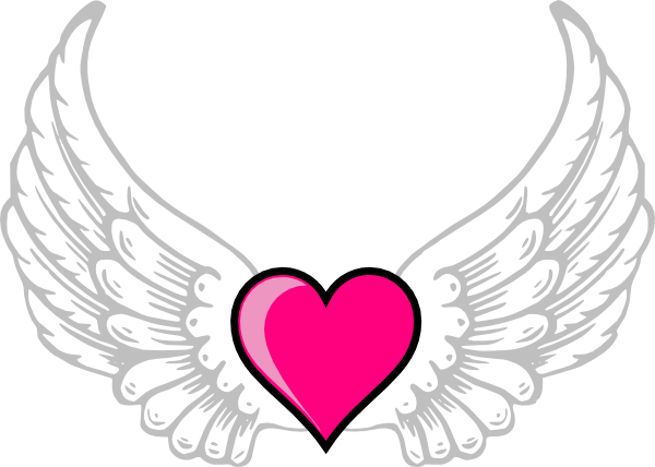 heart with wings drawing at getdrawings com free for personal use rh getdrawings com tattoo images of hearts with wings pictures of hearts with wings to color