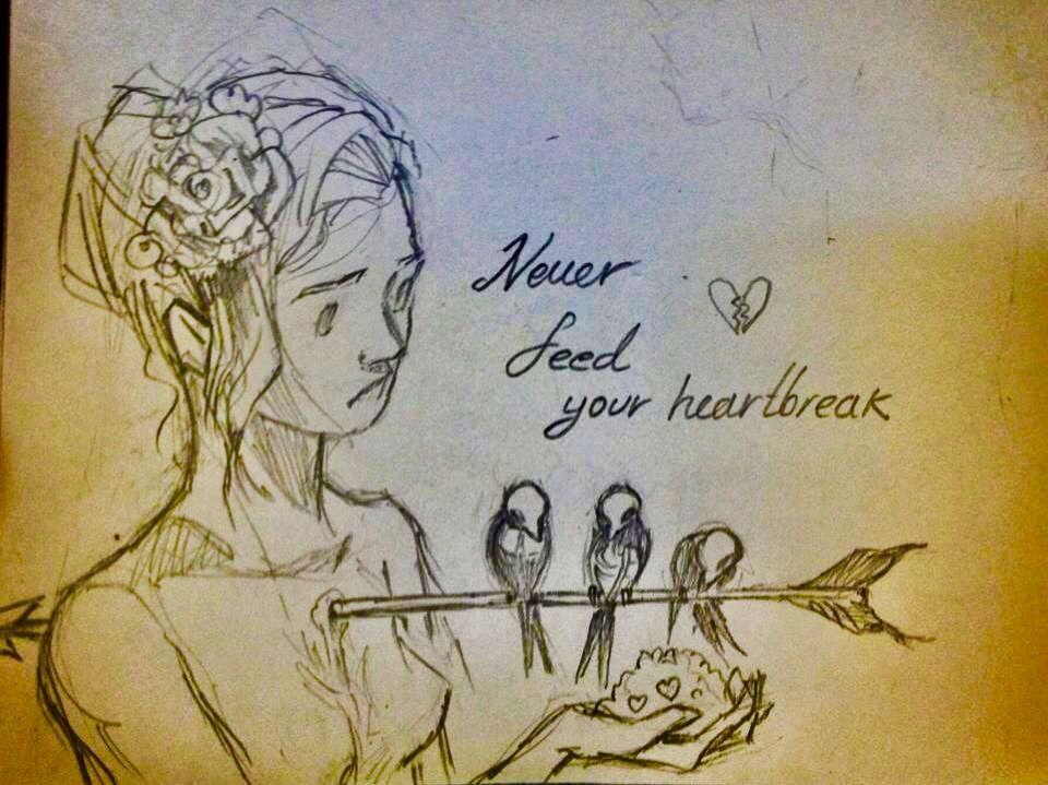 960x719 Never Feed Your Heartbreak Artist Chiara Bautista