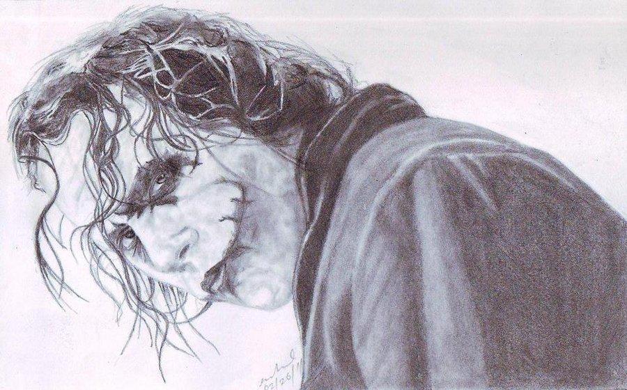 Joker Scribble Drawing : Heath ledger joker drawing at getdrawings free for personal