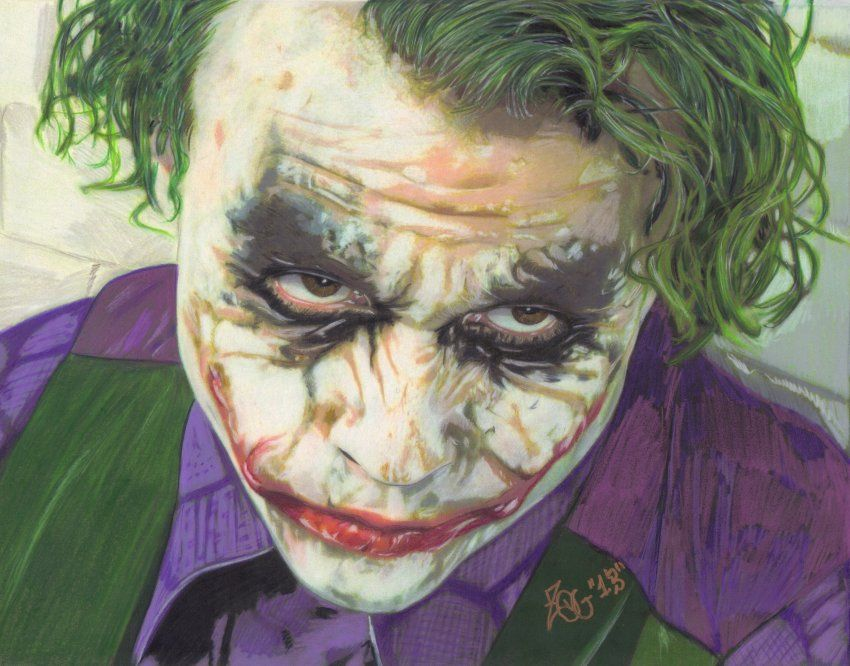 850x666 Ysoserious Movies Heath Ledger, Dark Knight And Joker