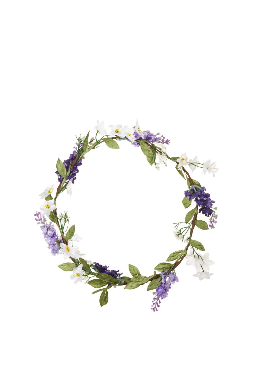 1020x1530 Heather Flower Garland