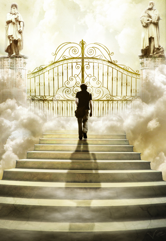 533x771 Knocking Heaven's Door By Slimbdf