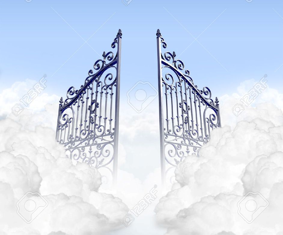 Heaven Gates Drawing At Getdrawings Free Download