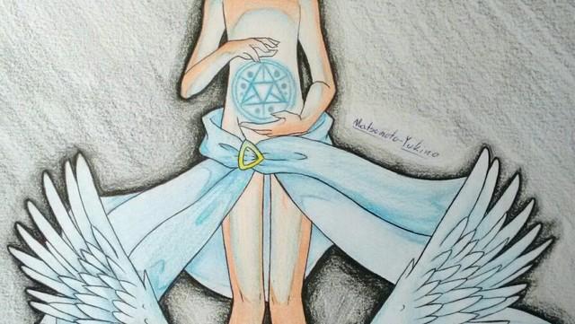 640x361 Heavenly Drawing Tumblr