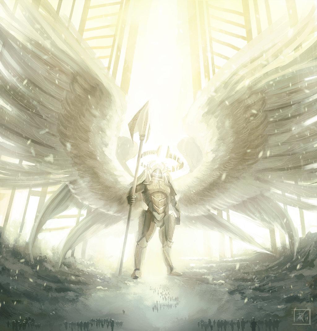 1024x1070 Heaven's Gate By On @