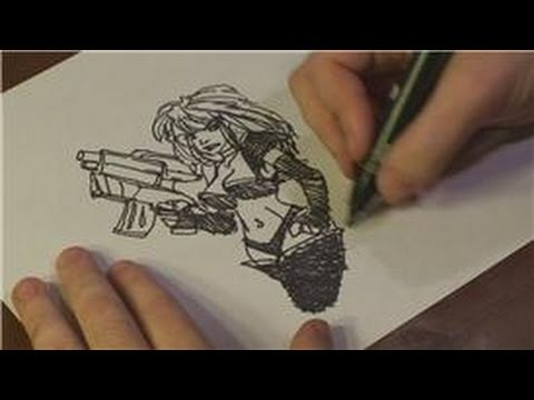 480x360 Drawing Lessons How To Draw Heavy Metal Art