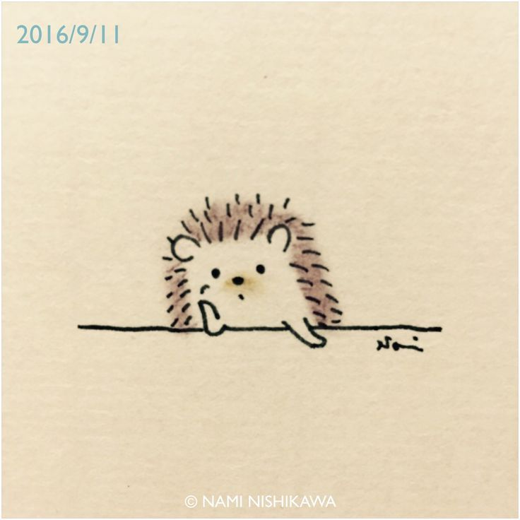 736x736 Image Result For Easy To Draw Cartoon Hedgehog Doodles