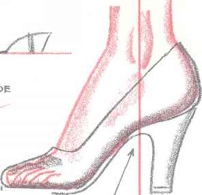 296x285 How To Draw Anime Heels