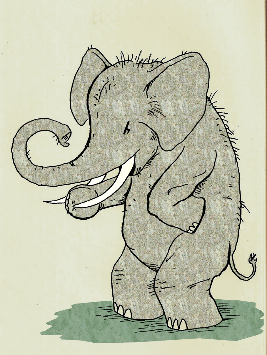 908x1206 Satisfactory Comics Alphabeasts H Is For Heffalump