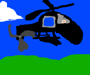 300x250 Deformed Helicopter
