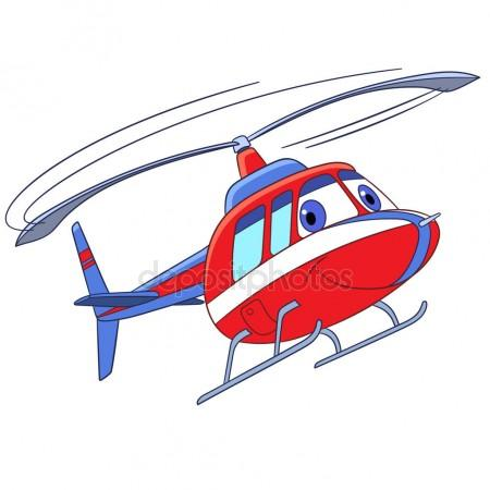 450x450 Flying Helicopter Drawing Stock Vector Baavli