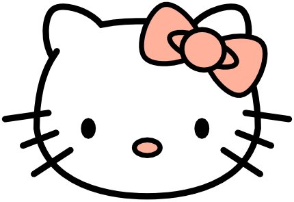 430x295 How To Draw Hello Kitty