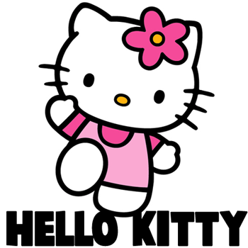 350x350 How To Draw Hello Kitty With Easy Step By Step Drawing Lesson